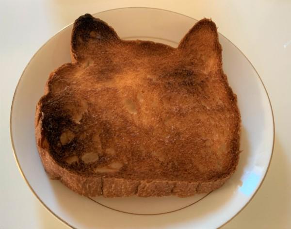 ねこねこ食パン トースト